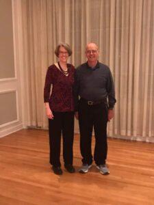 USATF NE All Terrain Runners: Tara Roark-Towle and Raymond Boutotte.