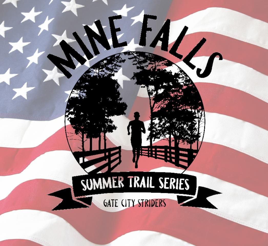 Mine Falls Summer Trail Series July 4th Relay
